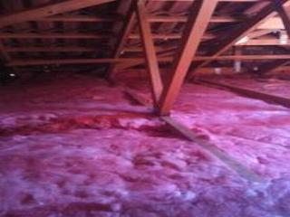 Think pink aerolite ceiling insulation keep warm in winter for Pink insulation r value
